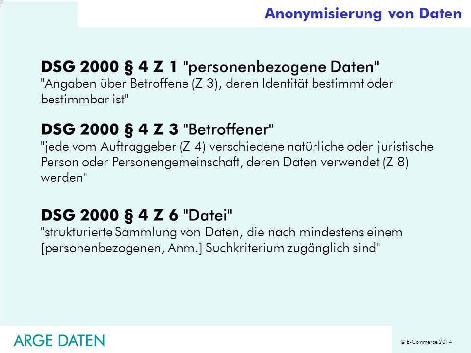 DSG 2000 § 4 Z 1 personenbezogene Daten