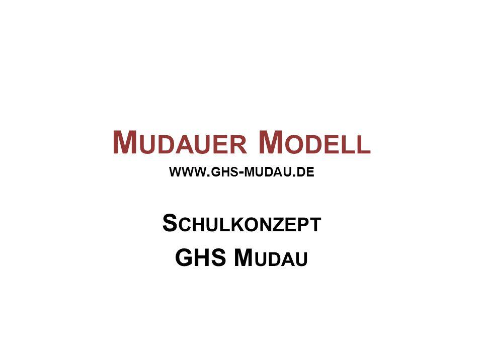 Mudauer Modell www.ghs-mudau.de