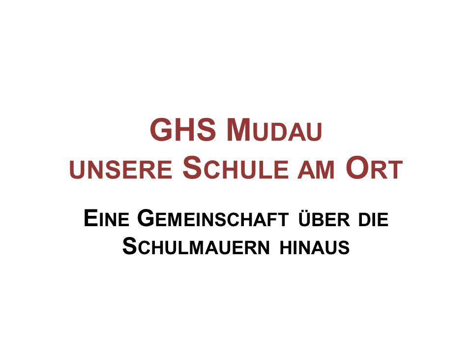 GHS Mudau unsere Schule am Ort