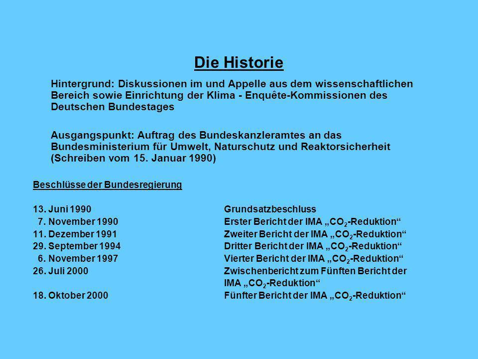 Die Historie