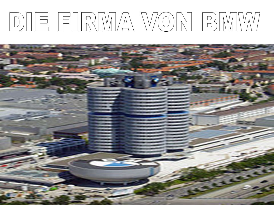 DIE FIRMA VON BMW