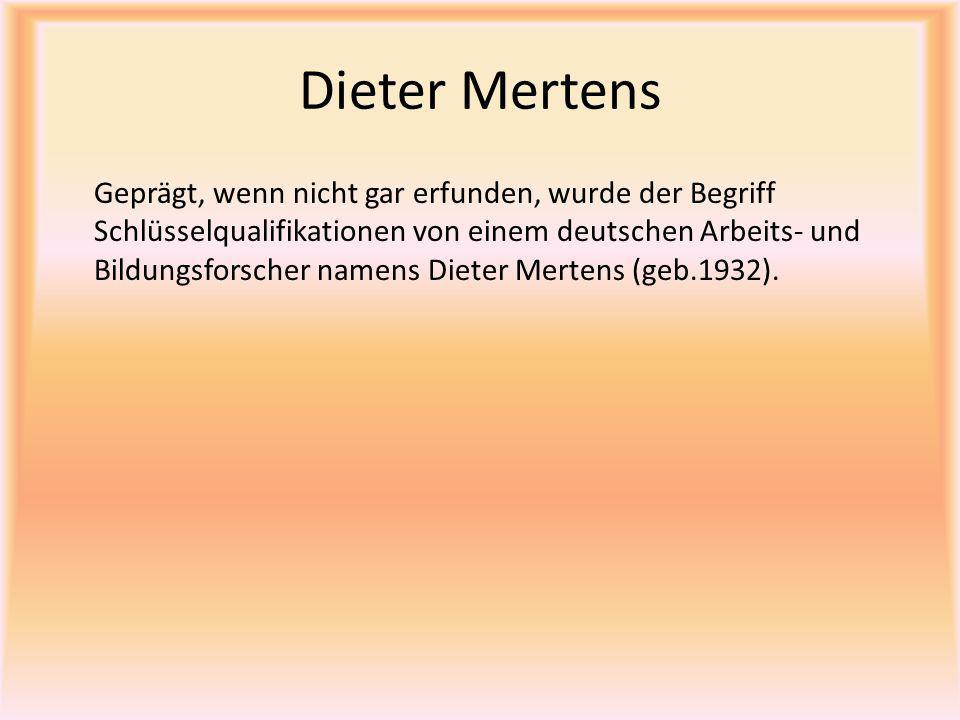 Dieter Mertens