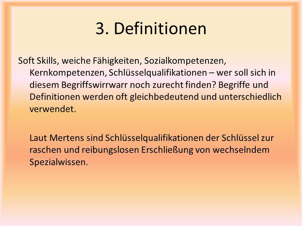 3. Definitionen