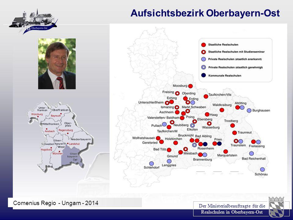 Aufsichtsbezirk Oberbayern-Ost