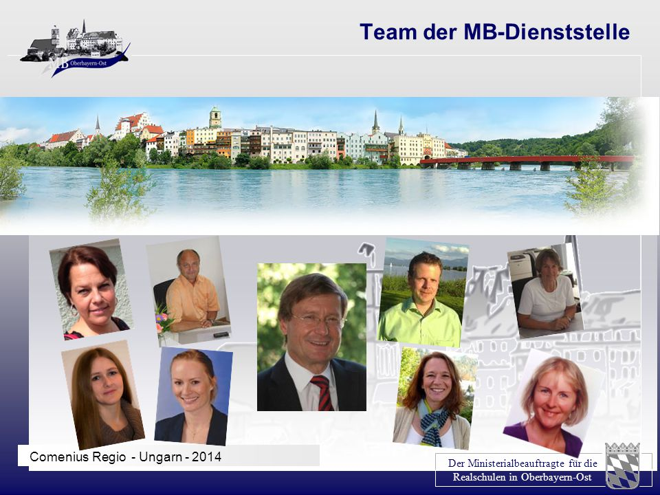 Team der MB-Dienststelle