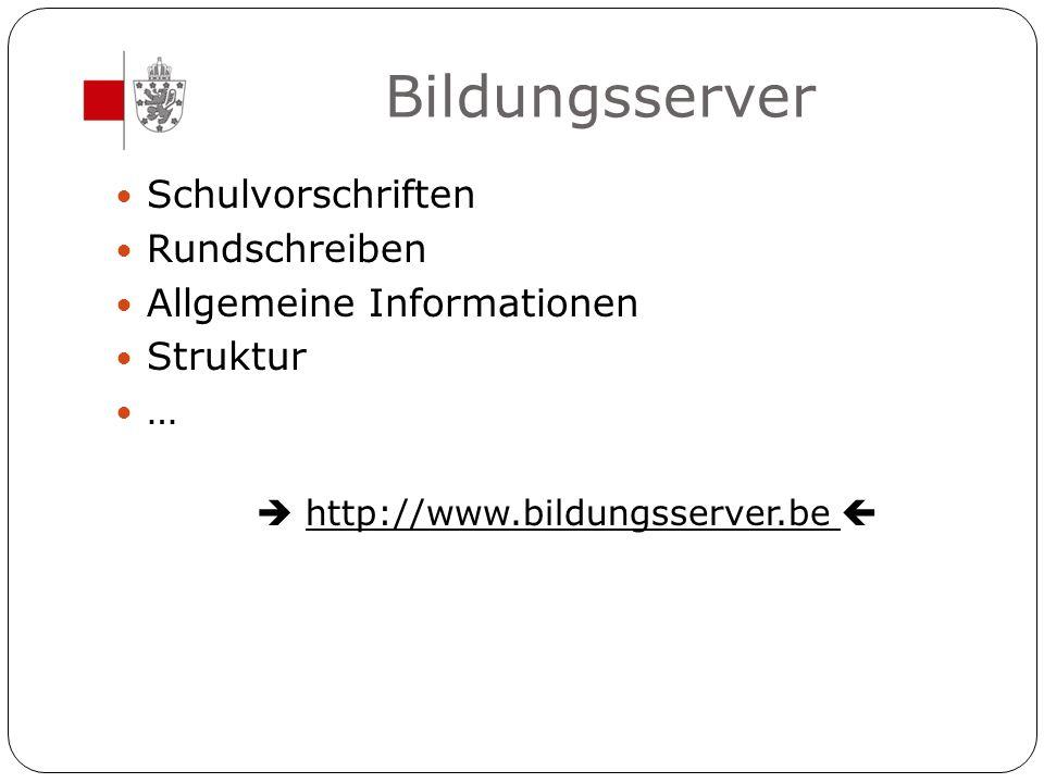  http://www.bildungsserver.be 
