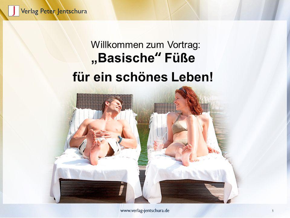 """""""Basische Füße für ein schönes Leben!"""