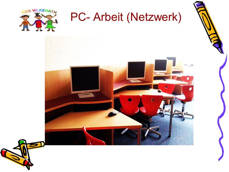 PC- Arbeit (Netzwerk)