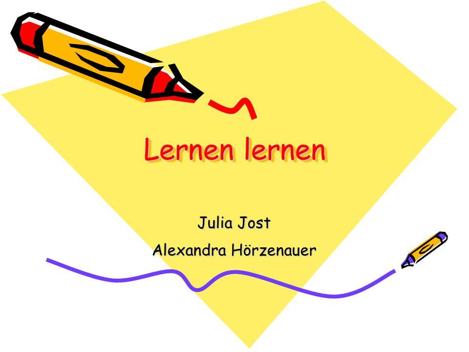 Julia Jost Alexandra Hörzenauer