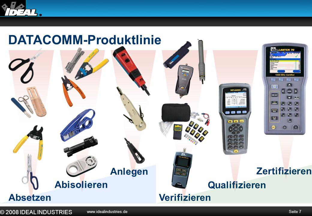 DATACOMM-Produktlinie