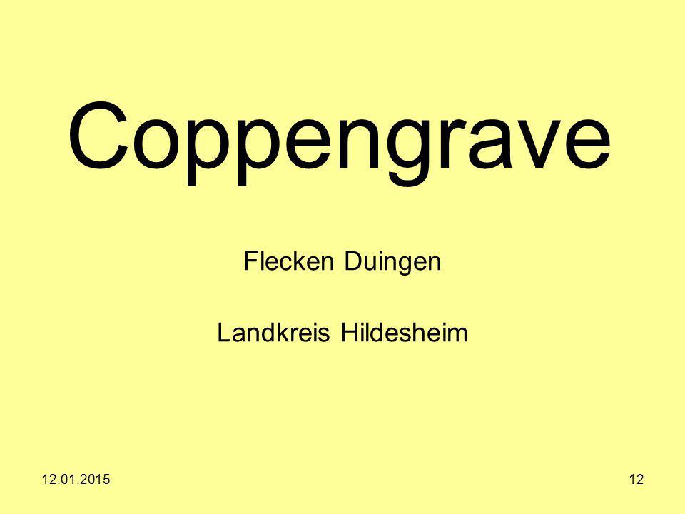 Flecken Duingen Landkreis Hildesheim