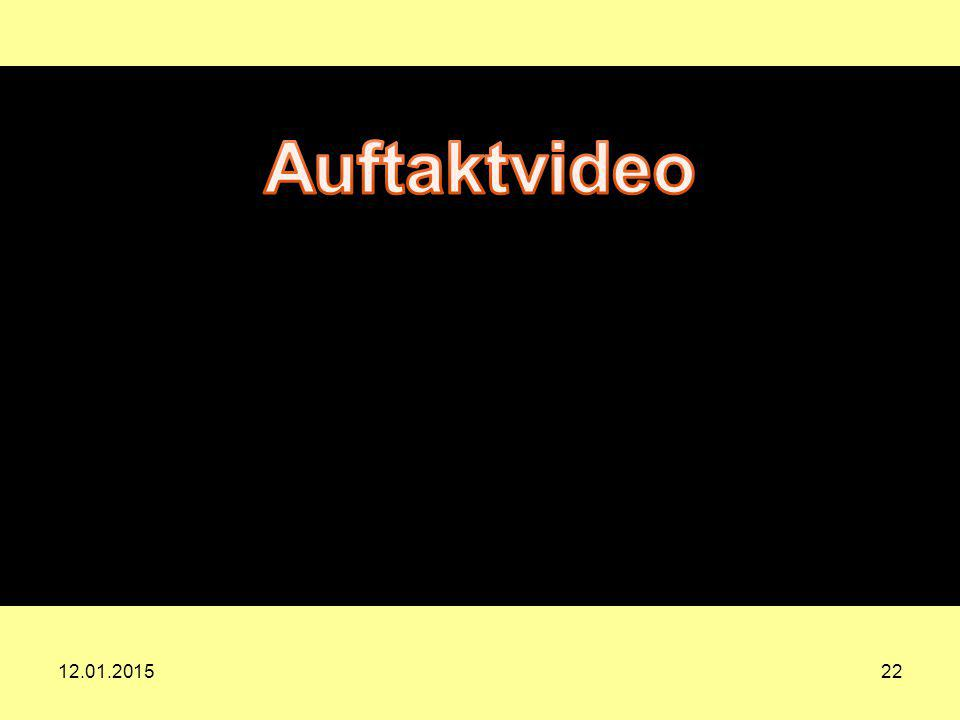 Auftaktvideo 08.04.2017