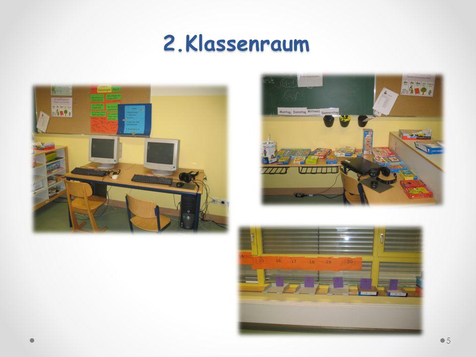 2.Klassenraum