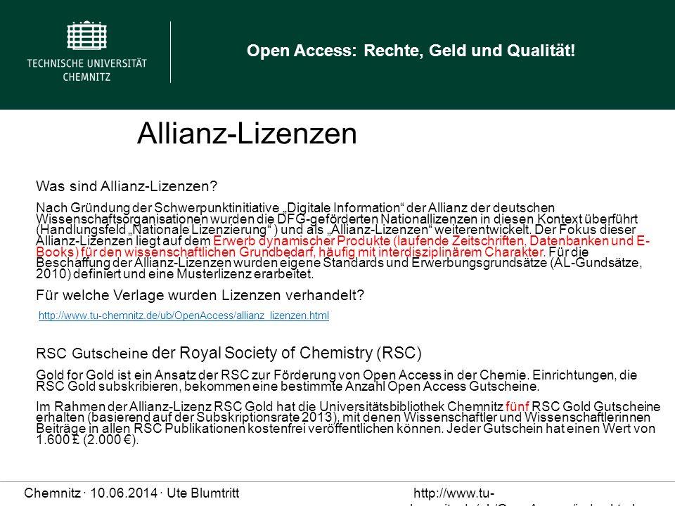 Allianz-Lizenzen Was sind Allianz-Lizenzen
