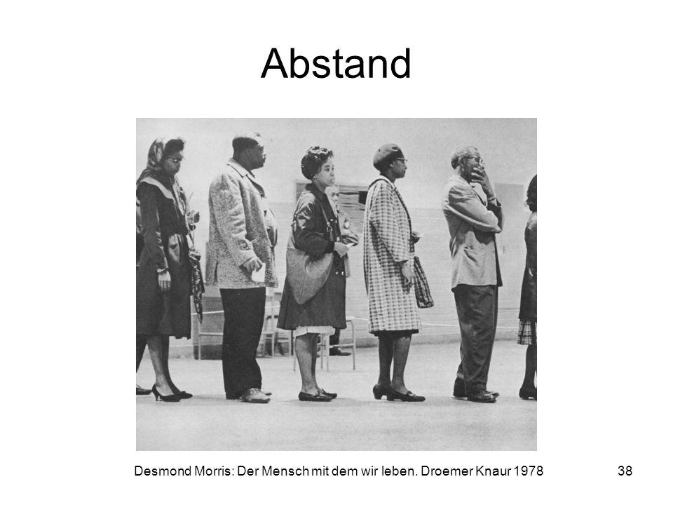 Desmond Morris: Der Mensch mit dem wir leben. Droemer Knaur 1978