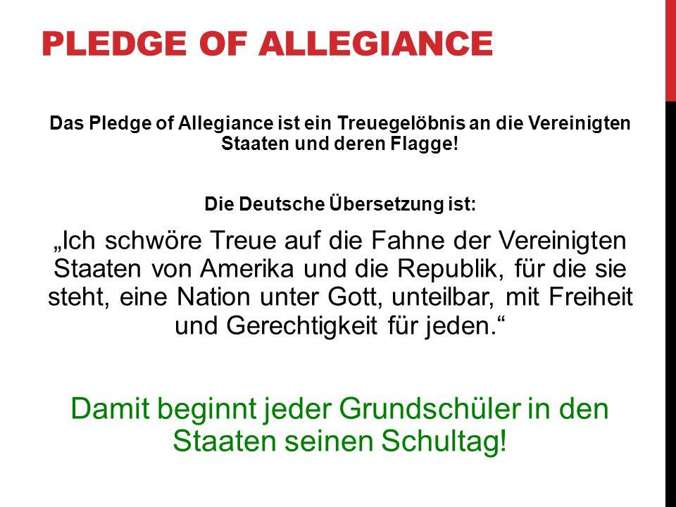 Die Deutsche Übersetzung ist: