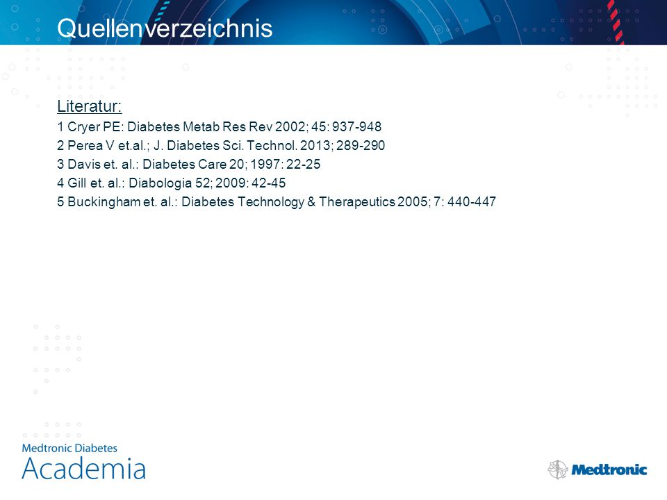 Quellenverzeichnis Literatur: