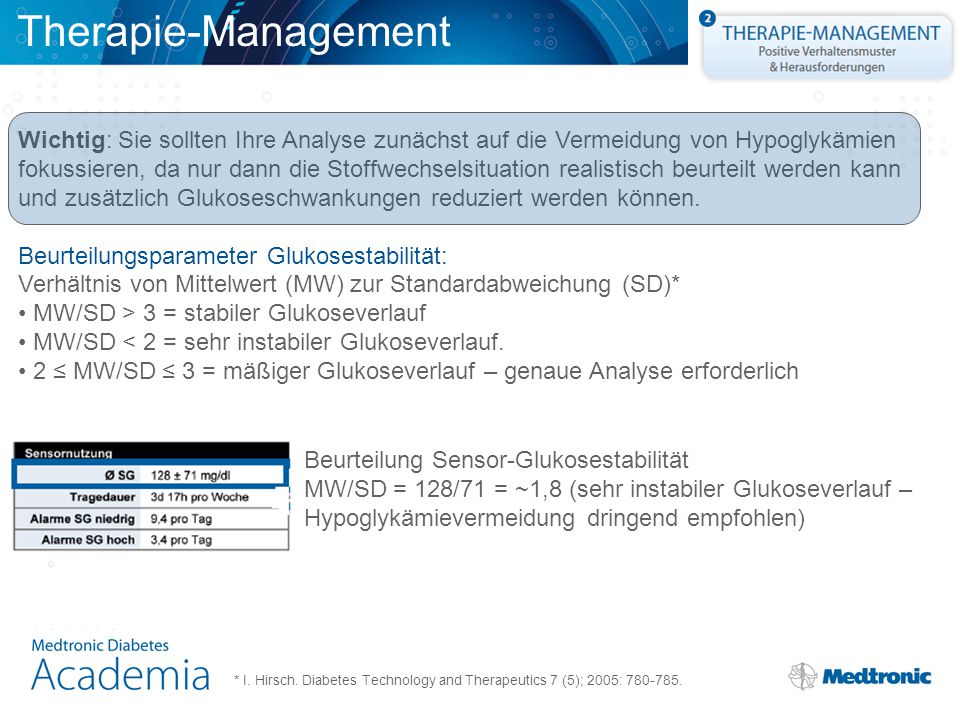 Therapie-Management