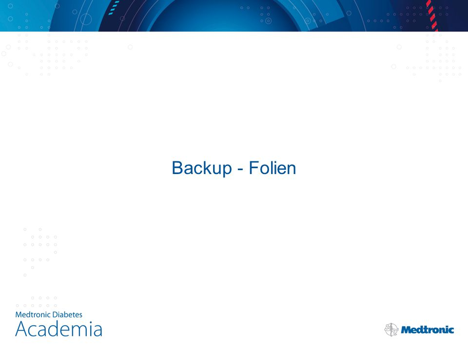 Backup - Folien