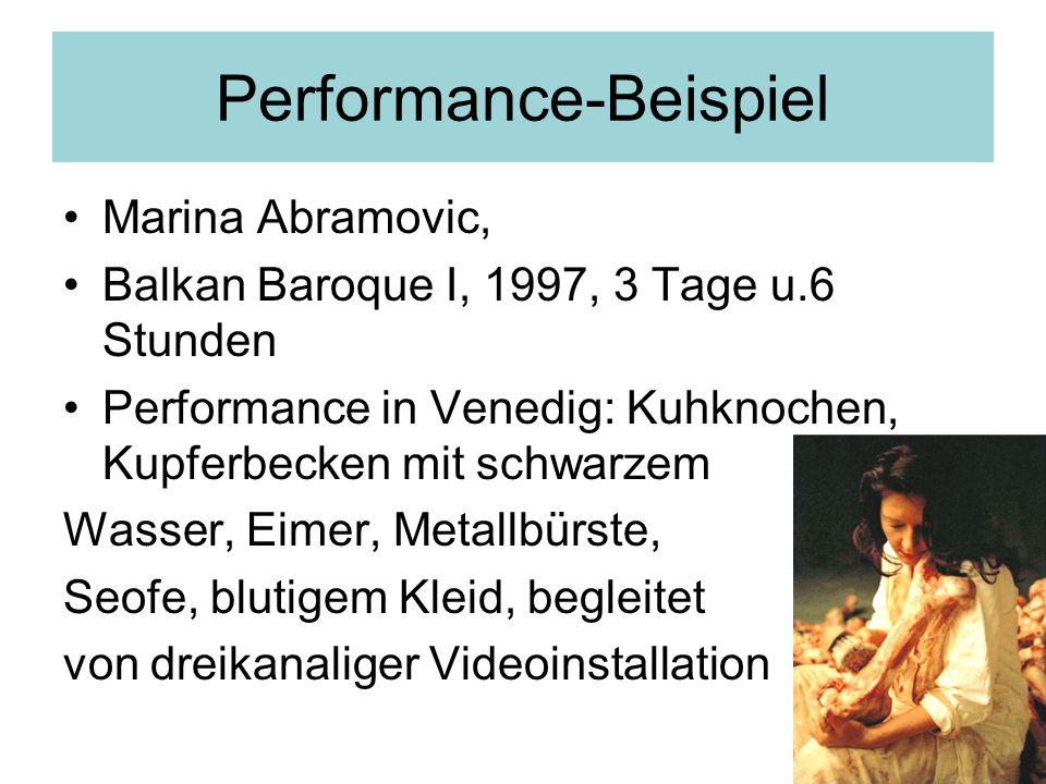 Performance-Beispiel