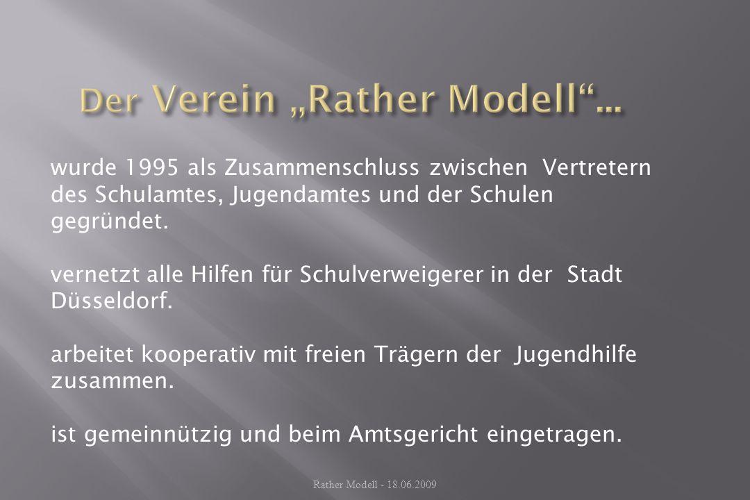 """Der Verein """"Rather Modell ..."""