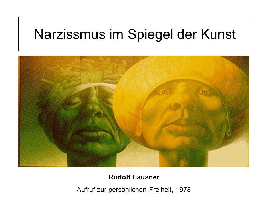 Narzissmus im Spiegel der Kunst