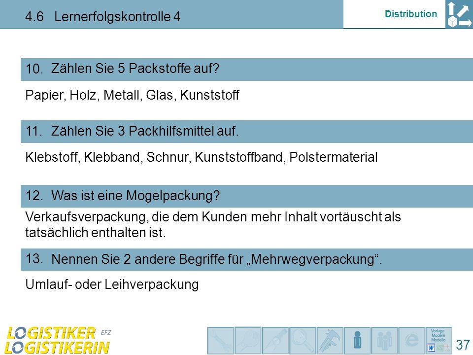 4.6 Lernerfolgskontrolle 4
