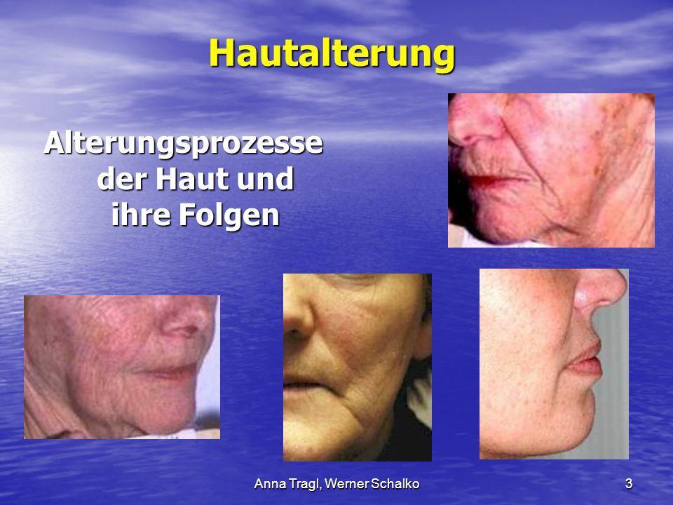 Alterungsprozesse der Haut und ihre Folgen