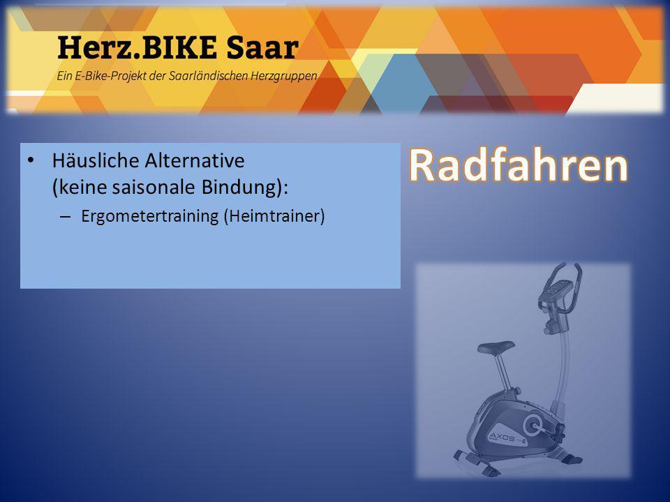 Radfahren Herz.BIKE Saar