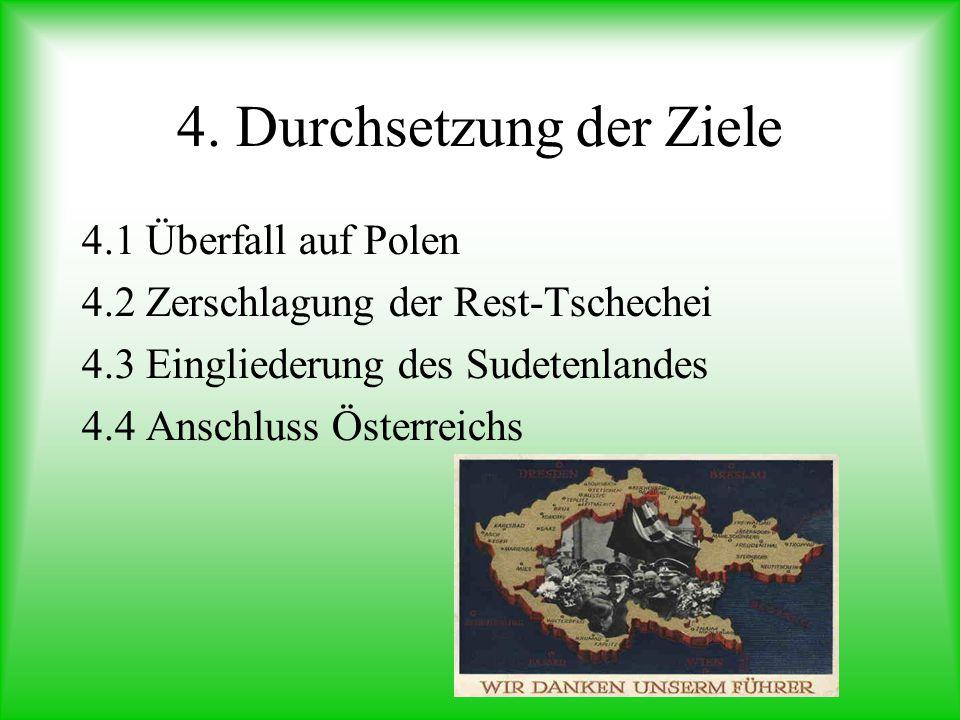 4. Durchsetzung der Ziele