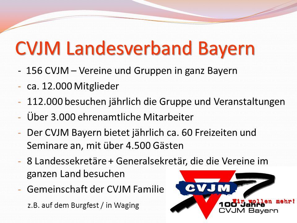 CVJM Landesverband Bayern