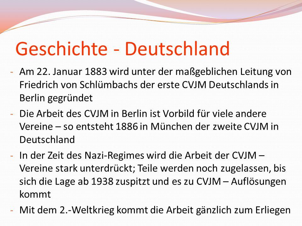 Geschichte - Deutschland