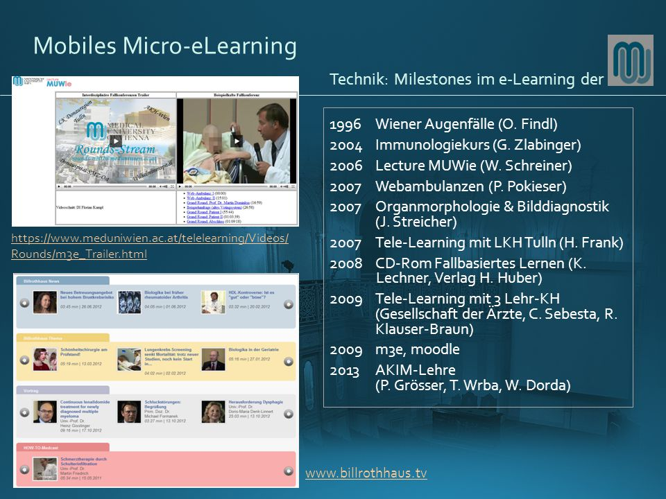Mobiles Micro-eLearning