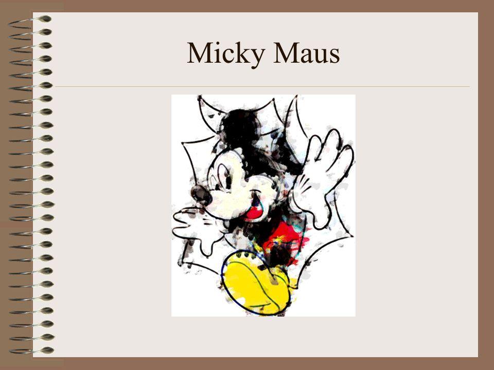 Micky Maus