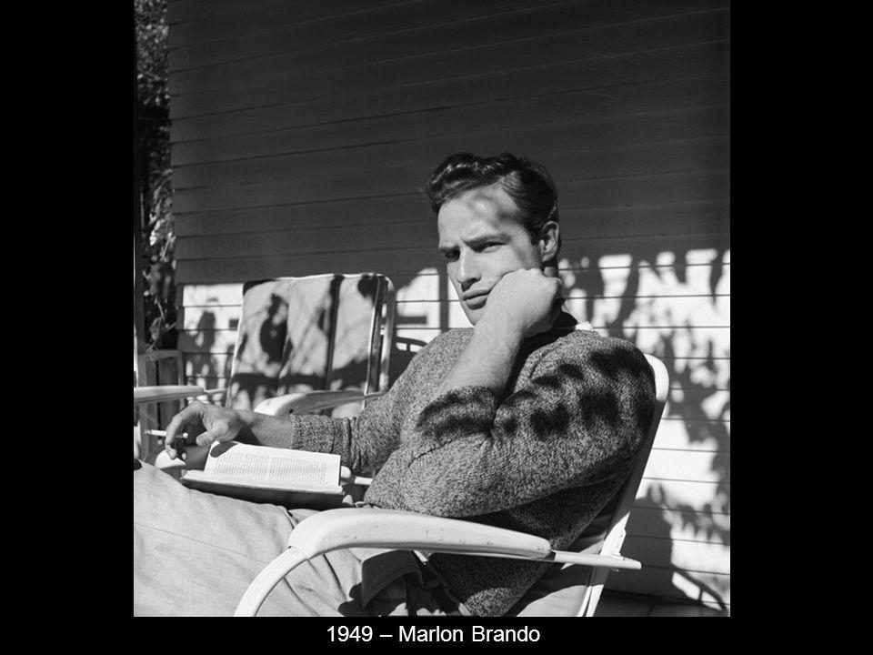 1949 – Marlon Brando