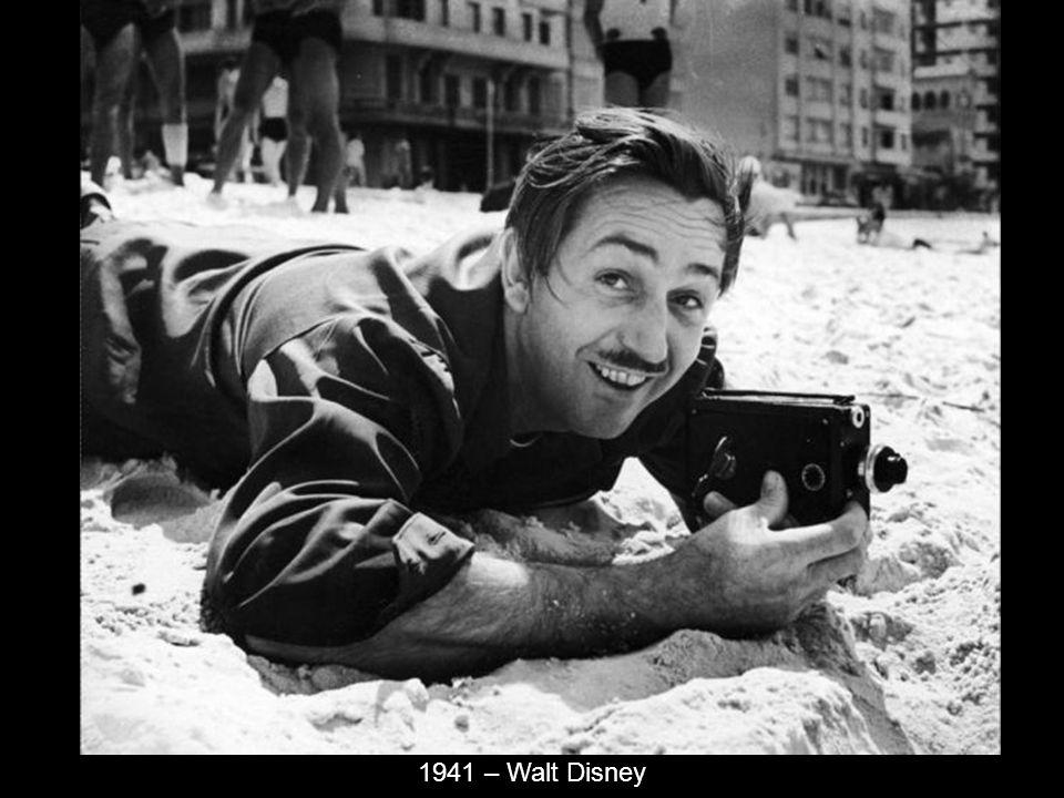 1941 – Walt Disney