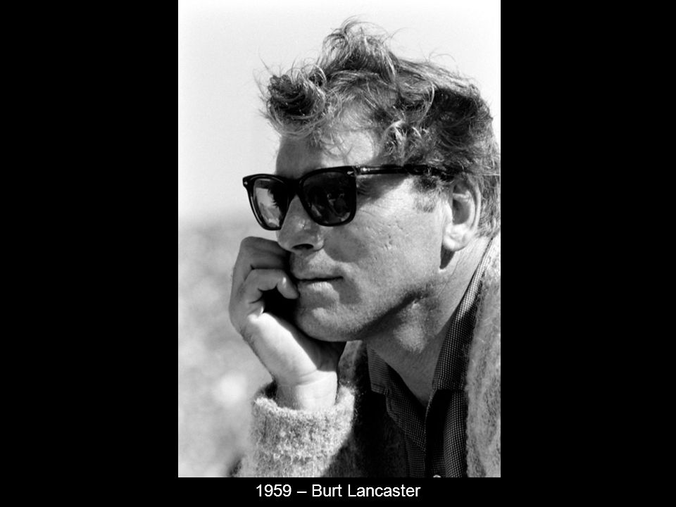 1959 – Burt Lancaster