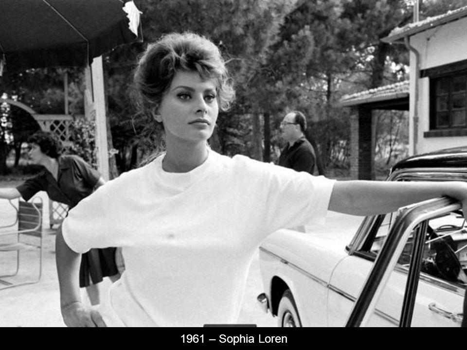 1961 – Sophia Loren