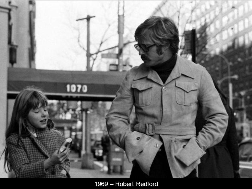 1969 – Robert Redford