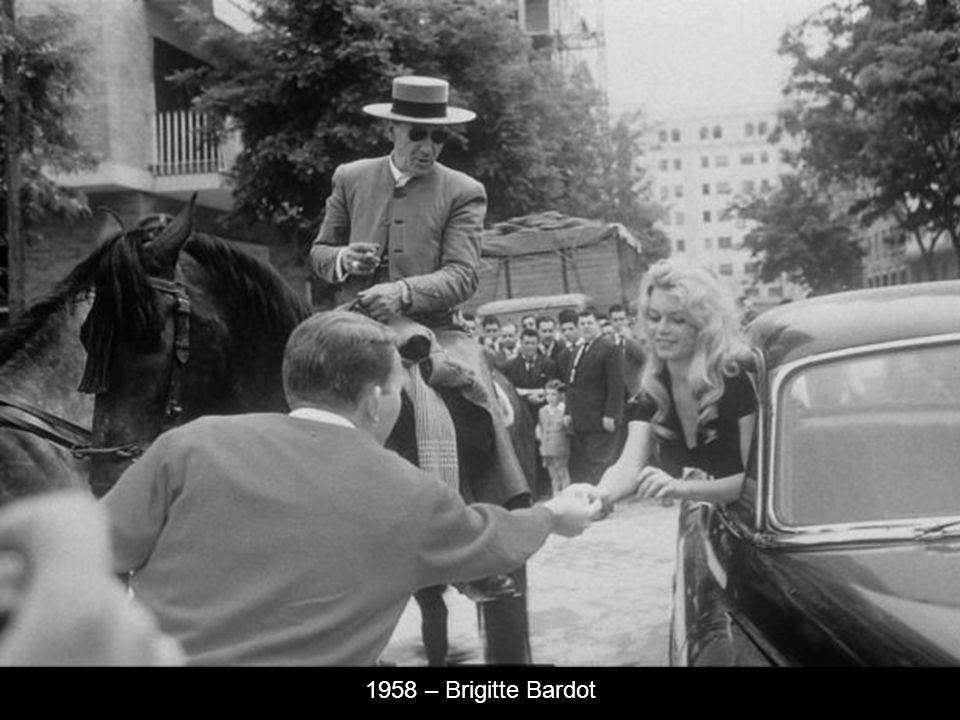 1958 – Brigitte Bardot