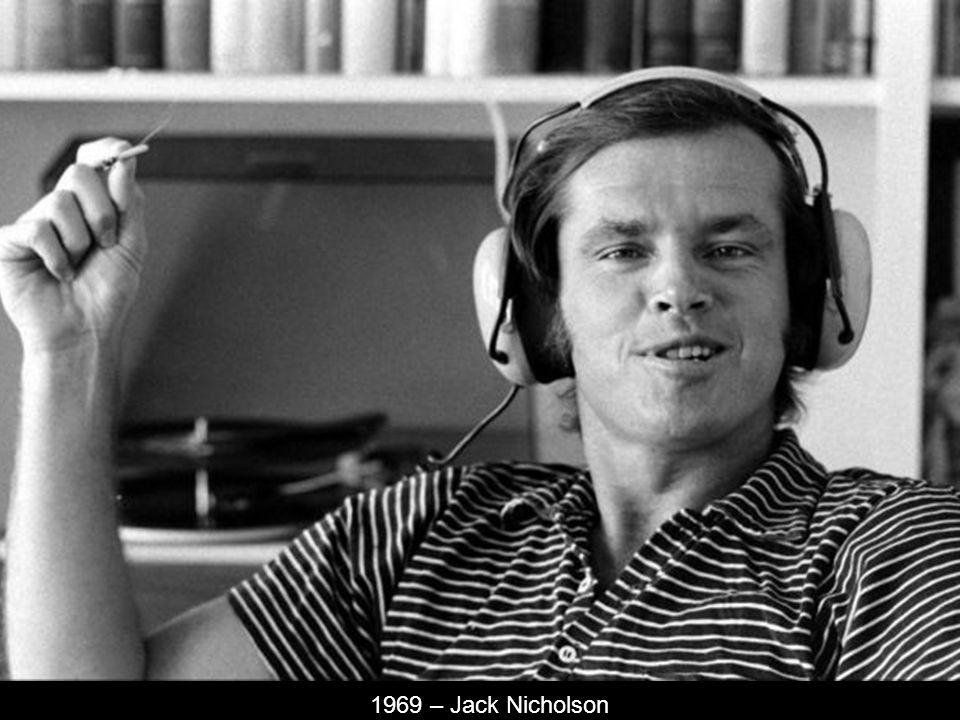 1969 – Jack Nicholson
