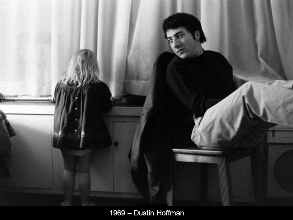 1969 – Dustin Hoffman
