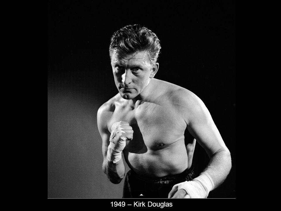 1949 – Kirk Douglas