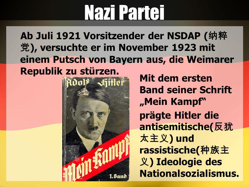 Nazi Partei