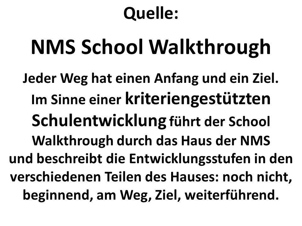 Quelle: NMS School Walkthrough