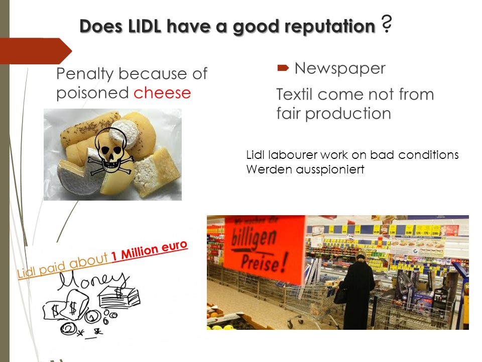 Does LIDL have a good reputation