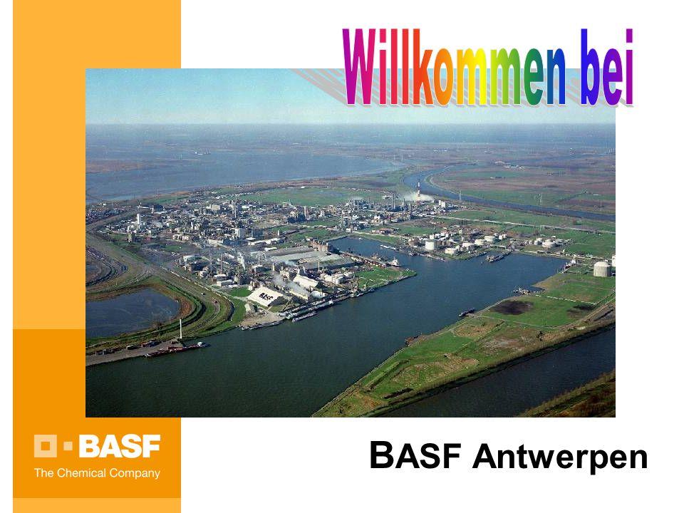 Willkommen bei BASF Antwerpen