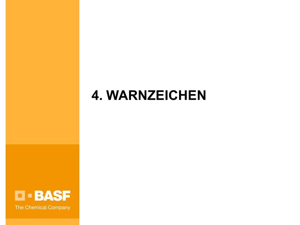 4. WARNZEICHEN