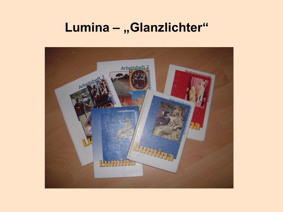 """Lumina – """"Glanzlichter"""
