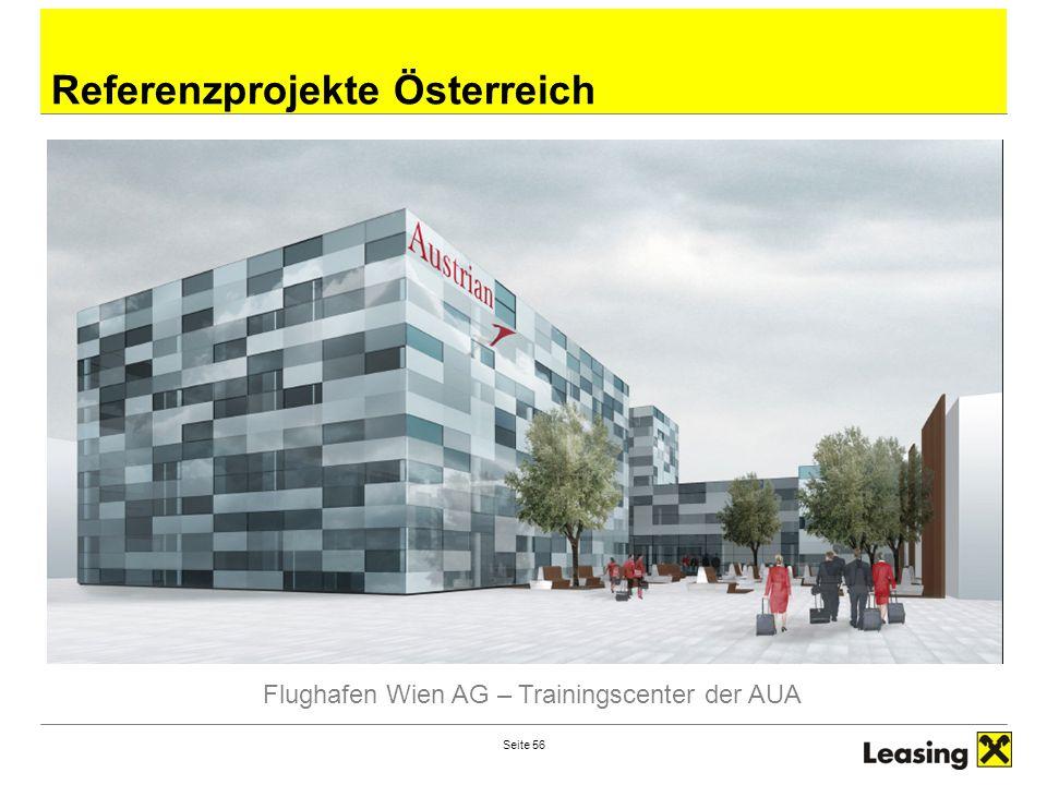 Referenzprojekte Österreich